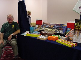 The Raffle Stand