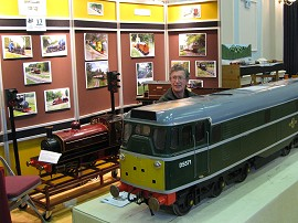 The Model Engineering Display